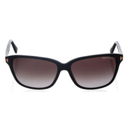 TOM FORD FT-043201B59 BLACK SQUARE