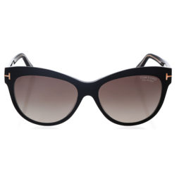 TOM FORD FT-043005D56 BLACK CATEYE