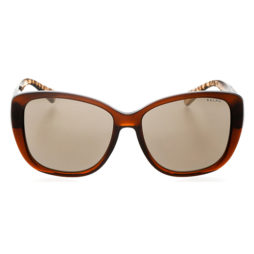 RALPH RA5182-12635A-57 DARK BROWN RECTANGLE