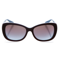 VOGUE VO2943SB-201148-55 LIGHT BROWN/OPAL AZURE RECTANGLE