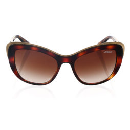 VOGUE VO5054S-W65613-53 HAVANA/GOLD CATEYE