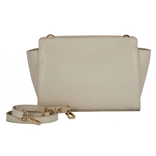 Joana & Poala Beige Leather Shoulder 2022/C14