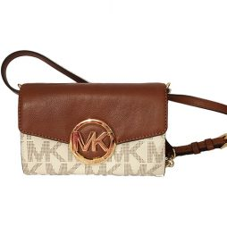 Michael Kors Brown Leather Cross Body 35S5GHC9B