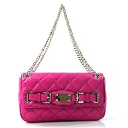Michael Kors Pink Leather Shoulder 35H5SHQF1L