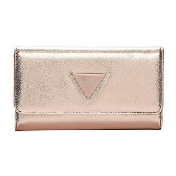 Guess Rose Gold Leather Wallet SF602651-ROSEGOLD