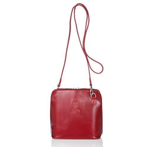 Giorgio Costa Red Leather Shoulder 8016 RED