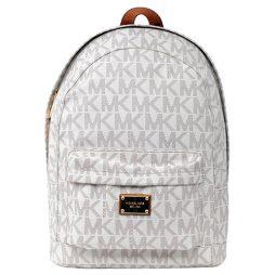 Michael Kors White Leather Bagpacks 35F4GTTB3B