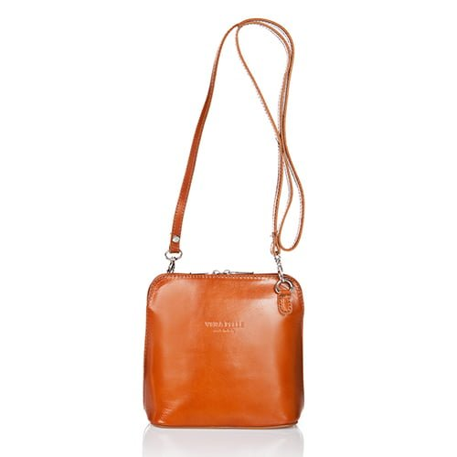 Giorgio Costa No Leather Shoulder 8016 COGNAC