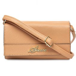 Guess Brown No Cross Body 28718629-COGNAC