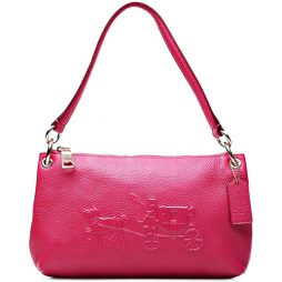 Coach Pink Leather Cross Body F33521-LIBAJ
