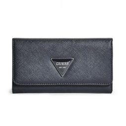 Guess Navy Leather Wallet SF602651-NAVY