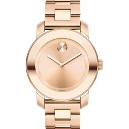 Movado Rose Gold Stainless Rose Gold dial Watch for Women's 3600342