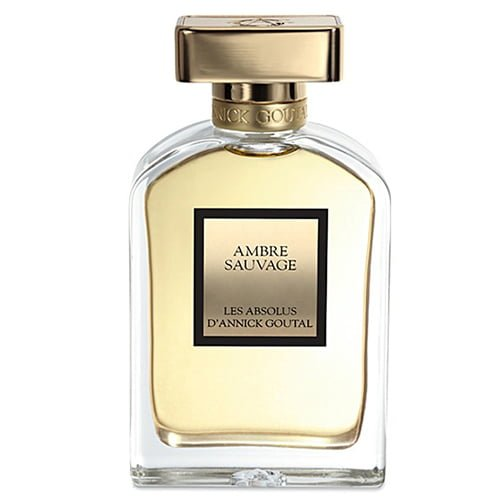 Ambre Sauvage Annick Goutal