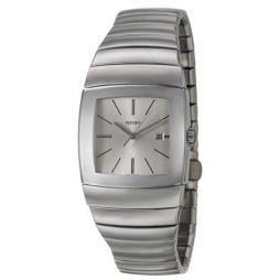 Rado Silver Ceramic Silver dial Watch for Men's R13720122