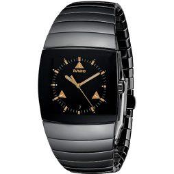 Rado Black Ceramic Black dial Watch for Men's R13723172