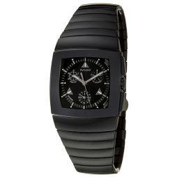 Rado Black Ceramic Black dial Watch for Men's R13764152