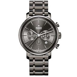 Rado Gray Ceramic Gray dial Watch for Women's R14076112