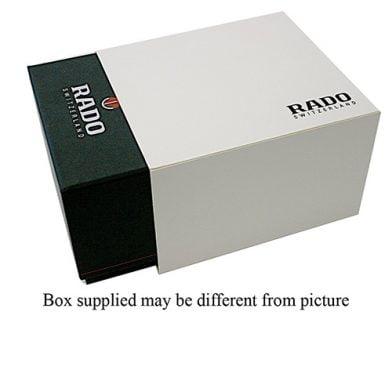 Rado Gray Ceramic Gray dial Watch for Women's R14076112