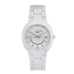Rado White Ceramic White dial Watch for Women's R15519102