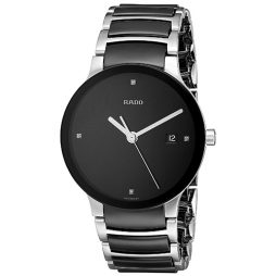Rado Black Ceramic Black dial Watch for Women's R30934712