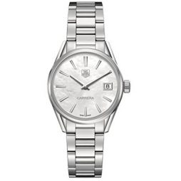 Tag Heuer No Stainless White dial Watch for Women's WAR1311.BA0778