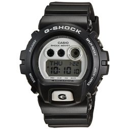 Casio Black Resin White dial Watch for Men's GD-X6900-7DR