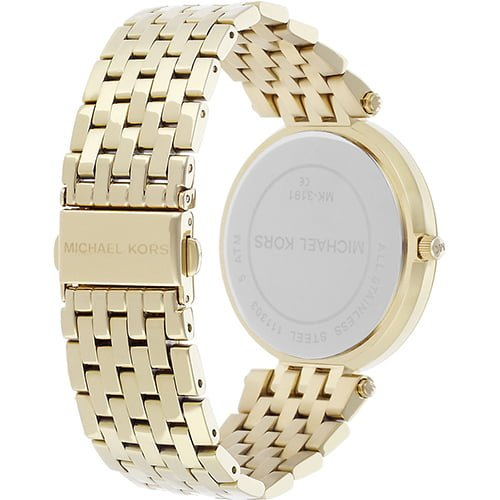 Michael Kors Gold Stainless Gold dial Watch for Women's MK3191