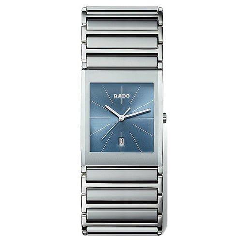 Rado Silver Ceramic Blue dial Watch for Men's R20859202