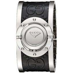 Gucci Silver Stainless Silver dial Watch for FOR HER YA112441