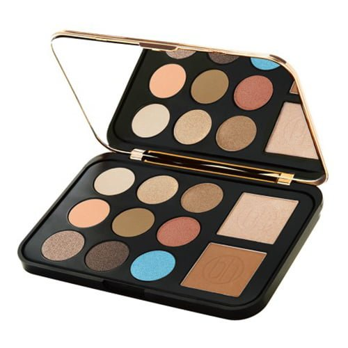 Bronze Paradise - Eyeshadow, Bronzer & Highlighter Palette