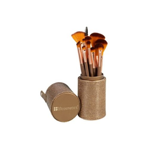 Shimmering Bronze - 12 Piece Brush Set