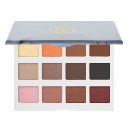 Marble Collection - Warm Stone - 12 Color Eyeshadow Palette