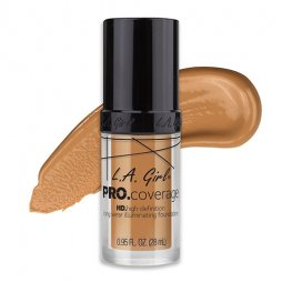 Pro Coverage Illuminating Foundation GLM645 Nude Beige