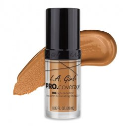 Pro Coverage Illuminating Foundation GLM647 Warm Beige