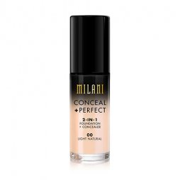 CONCEAL + PERFECT 2-IN-1 FOUNDATION + CONCEALER LIGHT NATURAL