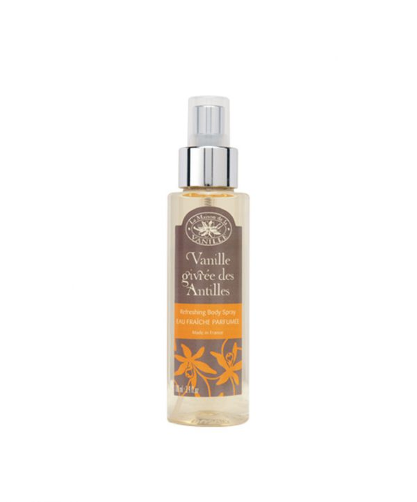 Antilles Body Spray by La Maison de la Vanille