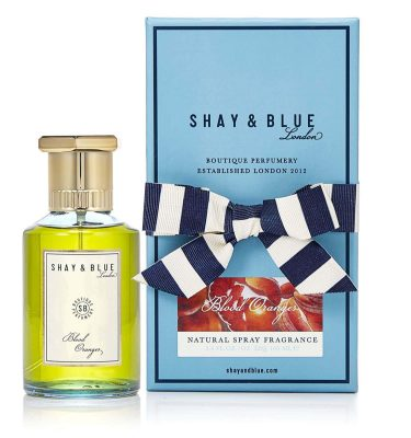 Blood Oranges 100ml BY SHAY & BLUE