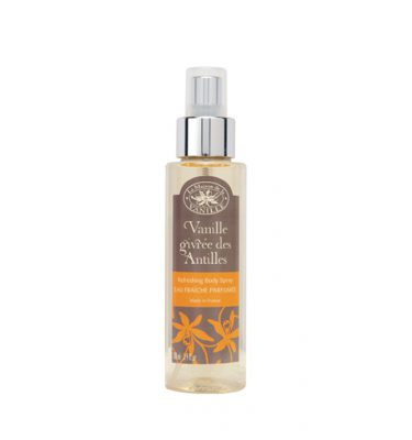 Mexique Body Spray by La Maison de la Vanille