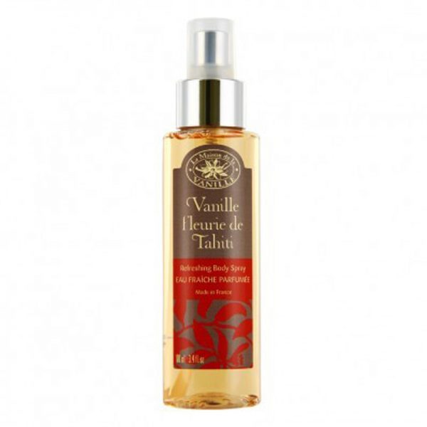 Tahiti Body Spray by La Maison de la Vanille