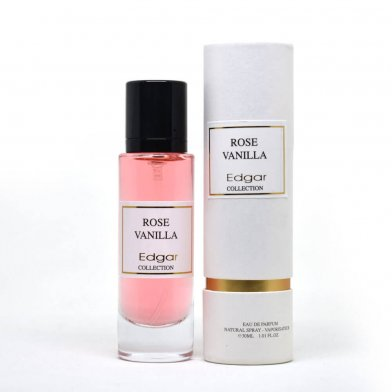 Rose Vanilla By Edgar Collection