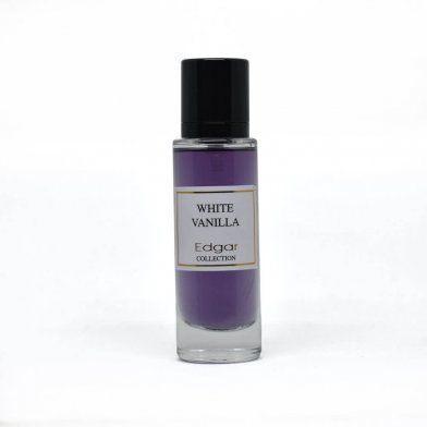 White Vanilla By Edgar Collection