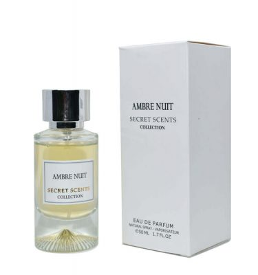 Ambre Nuit By Secret Scents