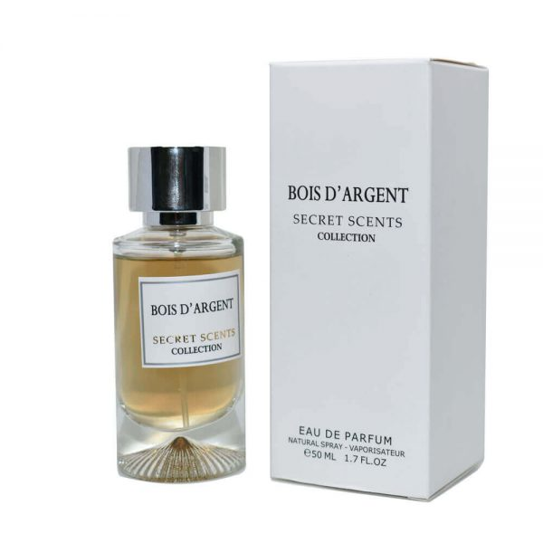Bois D ArgentBy Secret Scents