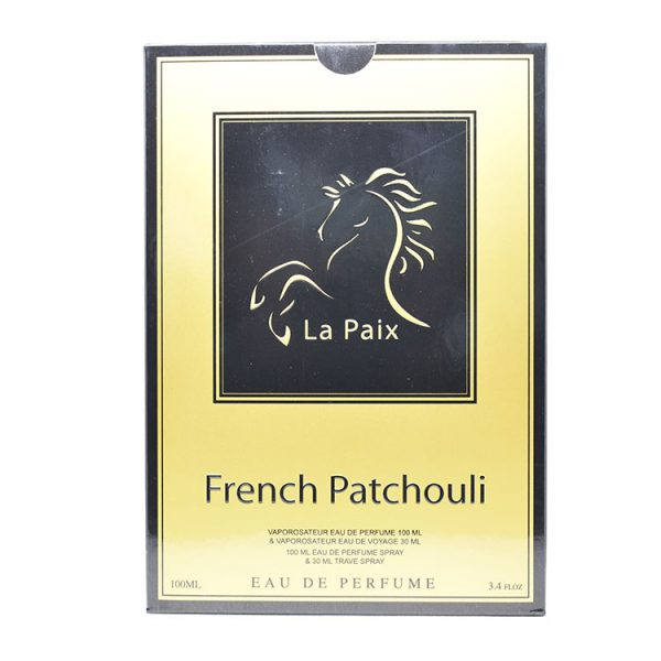 La Paix French patchouli
