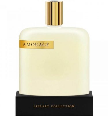 OPUS V BY AMOUGE