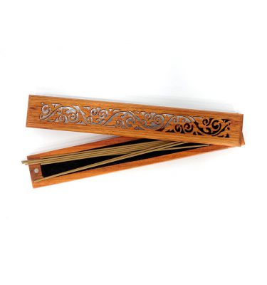 Bukhor stick with wooden box